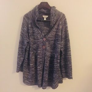 CJ Banks cardigan sweater. Size 2X